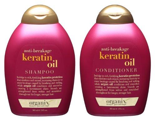Keratin Oil Shampoo
