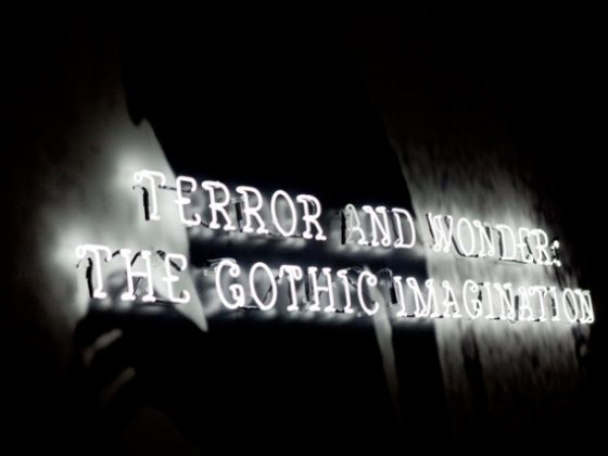 Terror and Wonder in lights