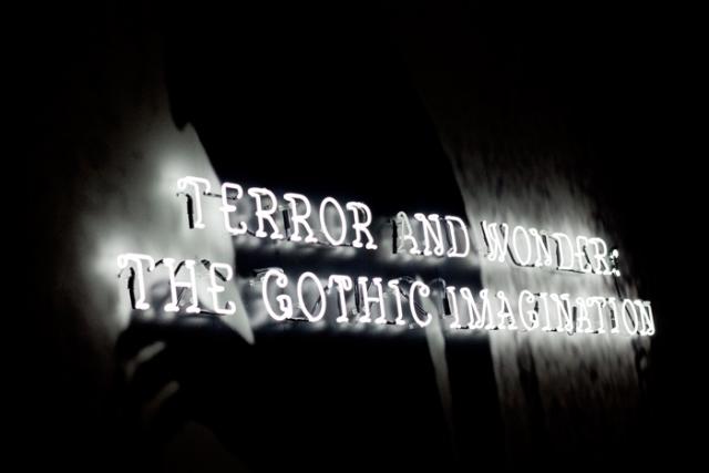 Terror and Wonder in lights
