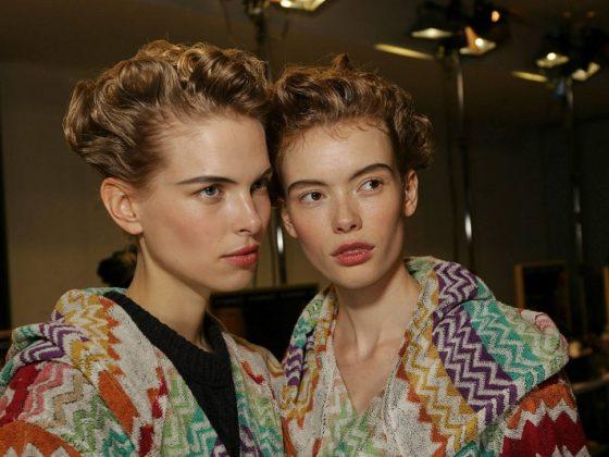 Missoni models