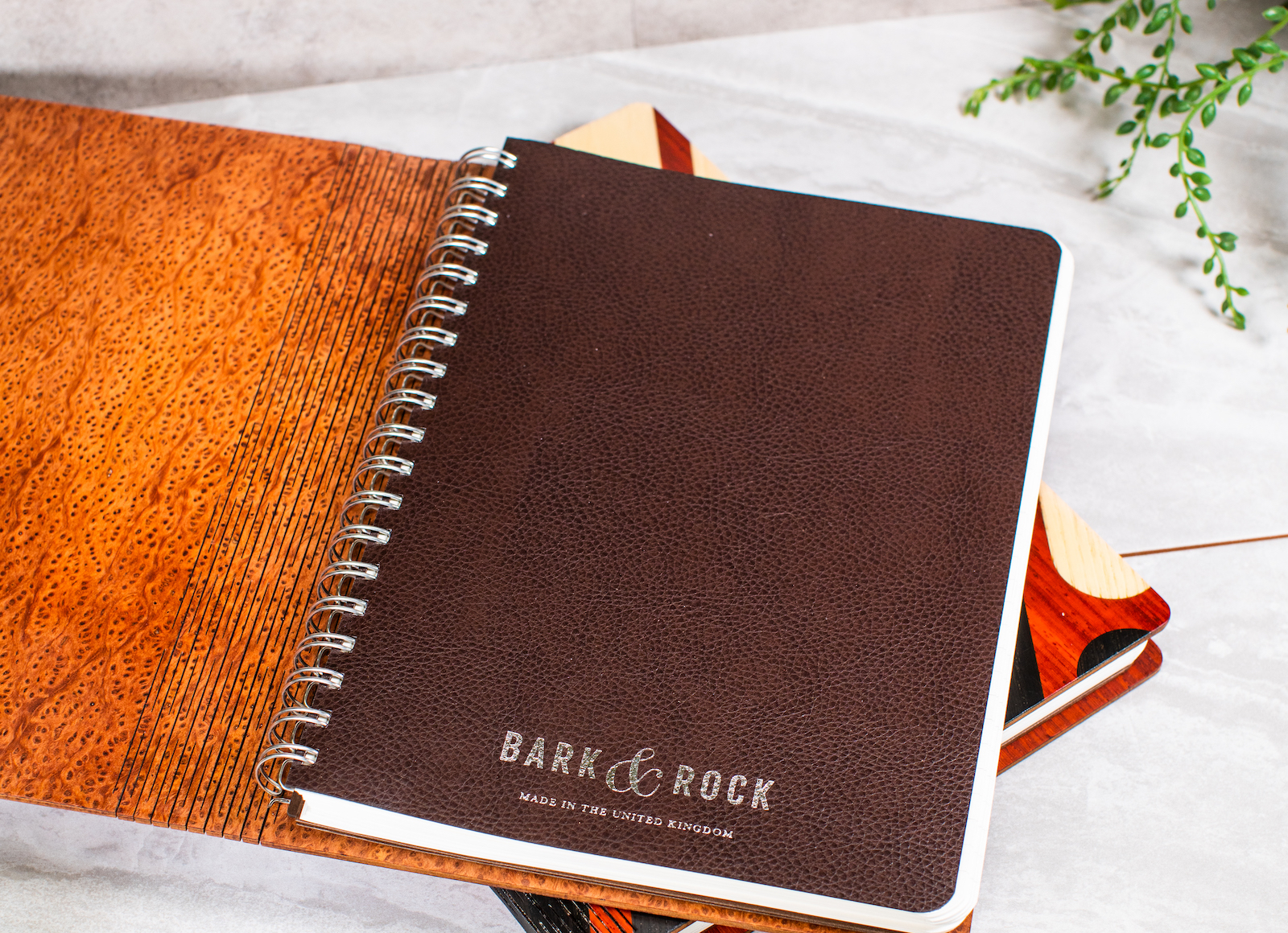 Bark & Rock journal